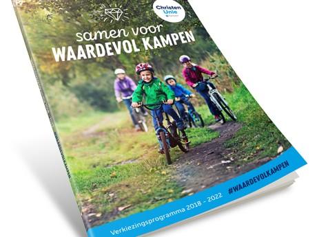 Samen voor waardevol Kampen - verkiezingsprogramma 2018